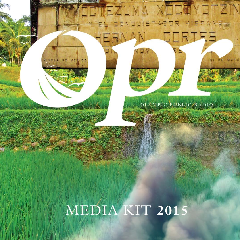 OPR MEDIA KIT 2015